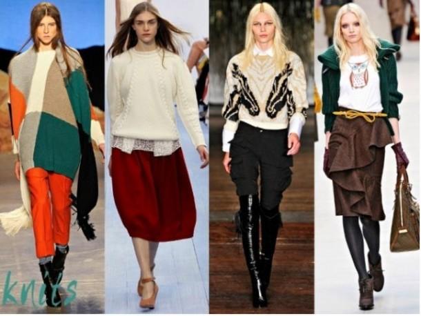 Tendenze moda per autunno inverno 2013.  2218bc81ee9